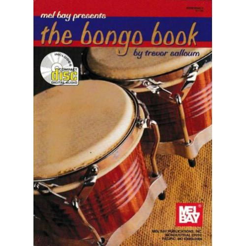 Mel Bay The Bongo Book trevor Salloum Met CD (w464)