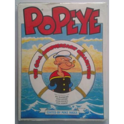 Popeye - The 60th. Anniversary collection - Mike Higgs