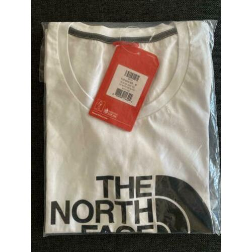 The north face t-shirt NIEUW