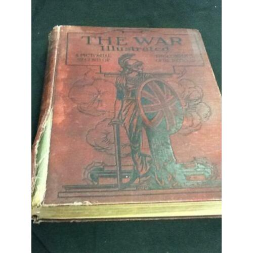 The War Illustrated volume 1