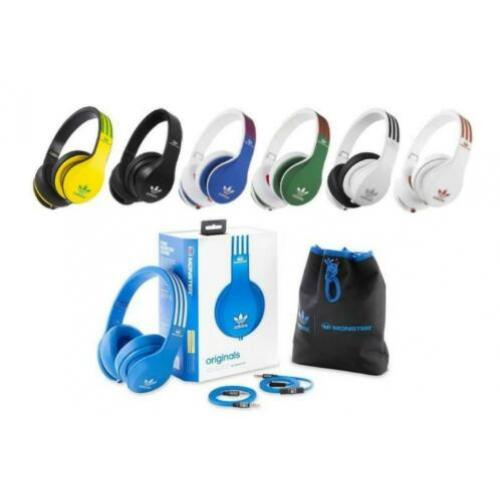 Monster Adidas headphones/koptelefoon