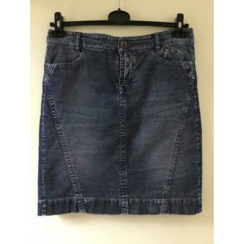 Marccain jeans rok, maat 38