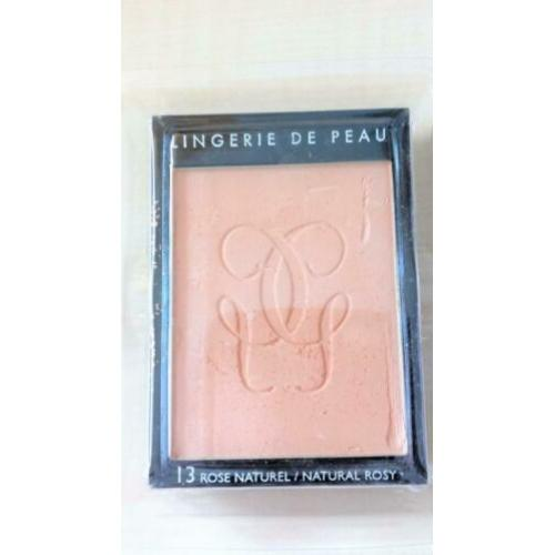 GUERLAIN LINGERIE DE PEAU Compact Foundation 13 Rose Naturel