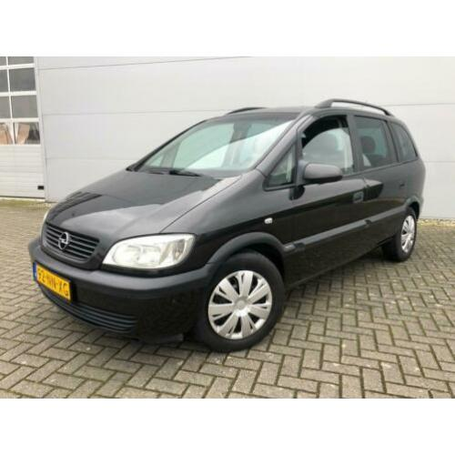Opel Zafira 1.6-16V Comfort | 7 Persoon |