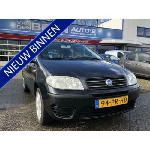 Fiat Punto 1.4-16V Young 166.000km Nw APK nette Auto