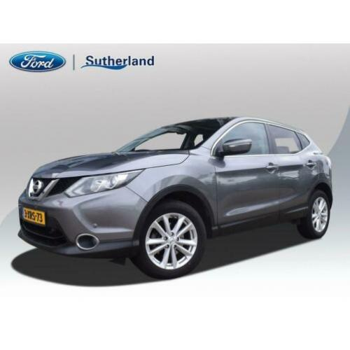 Nissan QASHQAI 1.2 Premier Edition,Full Options met maar 46