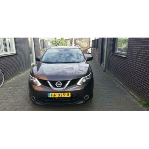 Nissan Quashqai in Nieuwstaat full-option