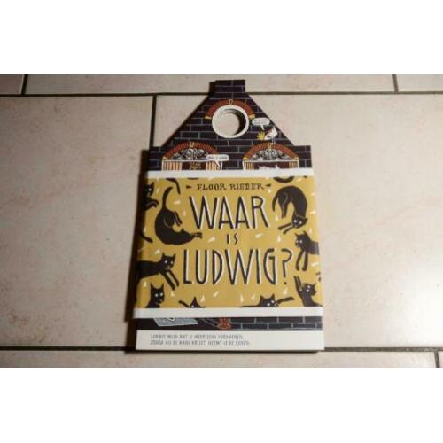 Waar is Ludwig? / Floor Rieder