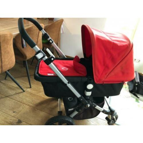 Bugaboo Cameleon 3 rood