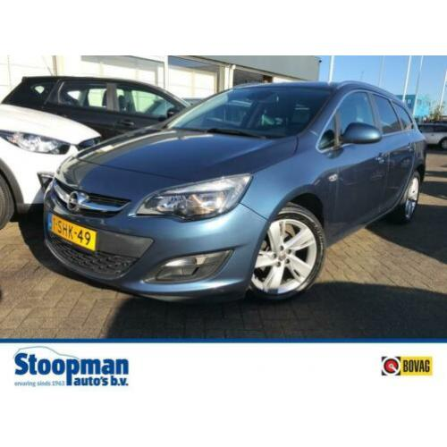 Opel ASTRA Sports Tourer 1.4 Turbo Sport Airco Cruise LMV