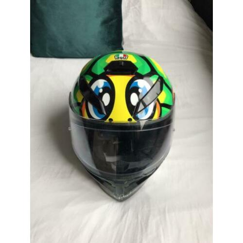 Agv Valentino Rossi turtle helm