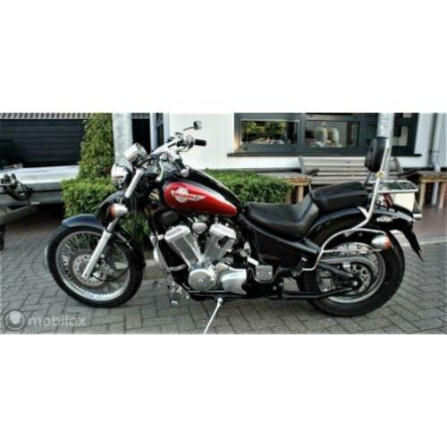 Honda Chopper VT 600C Shadow Absolute NIEUWSTAAT