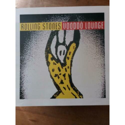 ROLLING STONES - VOODOO LOUNGE - Litho - nr.276/500