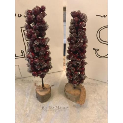 1+1 GRATIS Red Berry tree Riviera Maison